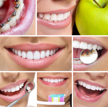 An Apple A Day Keeps Your Teeth Healthy And Bright